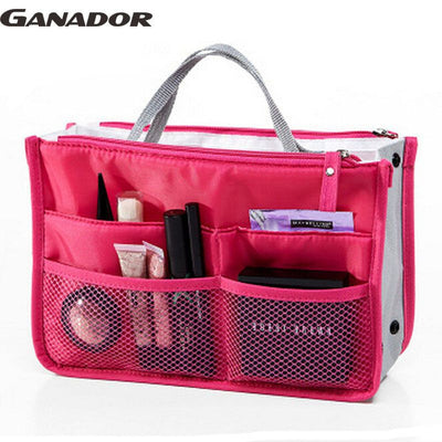 Ganador Nurse Handbag & Desktop Organizer with cosmetics