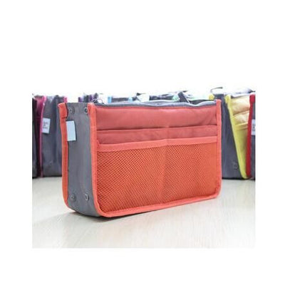 Orange Ganador Nurse Handbag & Desktop Organizer