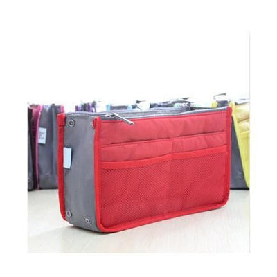 Red Ganador Nurse Handbag & Desktop Organizer