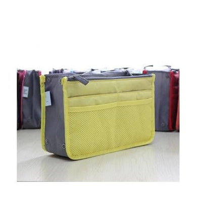 Yellow Ganador Nurse Handbag & Desktop Organizer