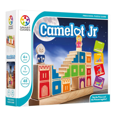 Camelot Jr - Preschool Puzzle Game