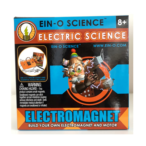 Ein-O Science Electric Science Electromagnet