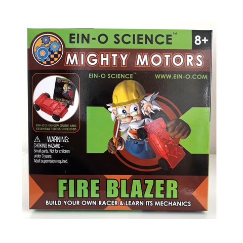 Ein-O Science Mighty Motors - Fire Blazer
