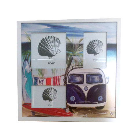 Photo Frame - Kombi Van