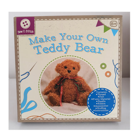 Make your own Teddy
