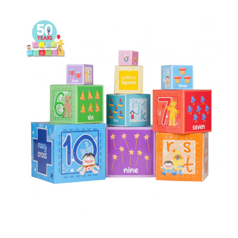 Building Blocks - Play School
