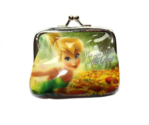 Tinkerbell Coin Purse - Green