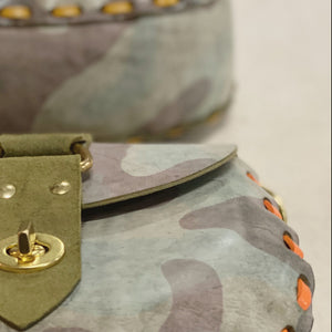 duvall saddle bag | ghost camo