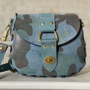 duvall saddle bag | blue ghost camo