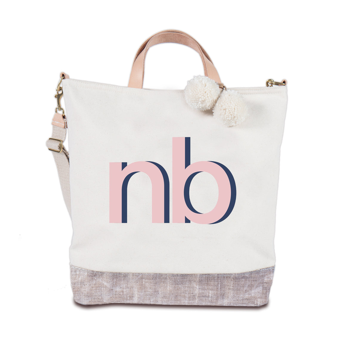 ben day tote | harrison font