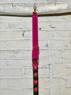 vintage ribbon strap | garden party