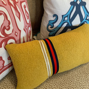 lumbar pillow | life is a circus