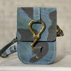 luther crossbody | blue ghost camo