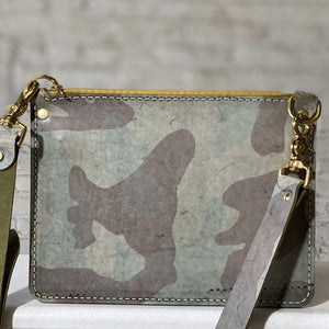 mayer crossbody | green ghost camo