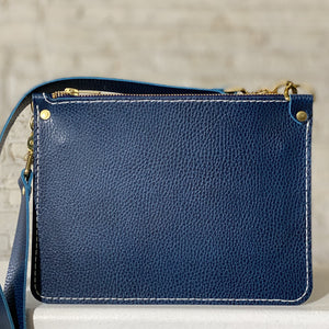 mayer crossbody | navy