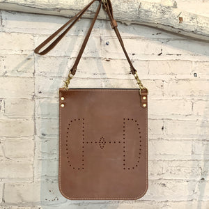ringo crossbody | chestnut bit