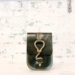 luther crossbody | new leather