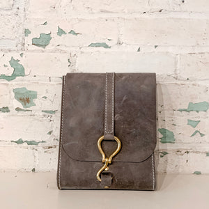 walker crossbody | new leather