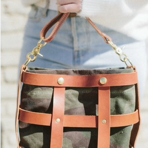 cage tote mini crossbody