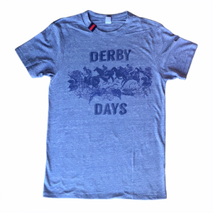 t-shirt | blue derby days