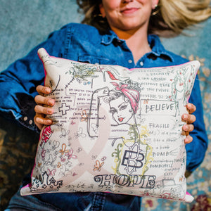 pillow | grit + grace