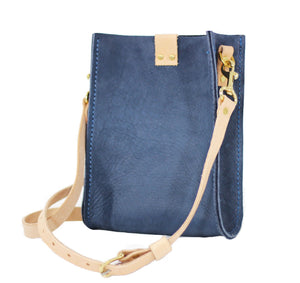 kennedy crossbody | small navy
