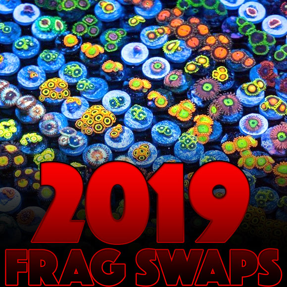 2019 Frag Swaps and Aquarium Expos