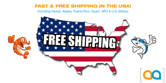 ASAP Aquarium FREE USA SHIPPING