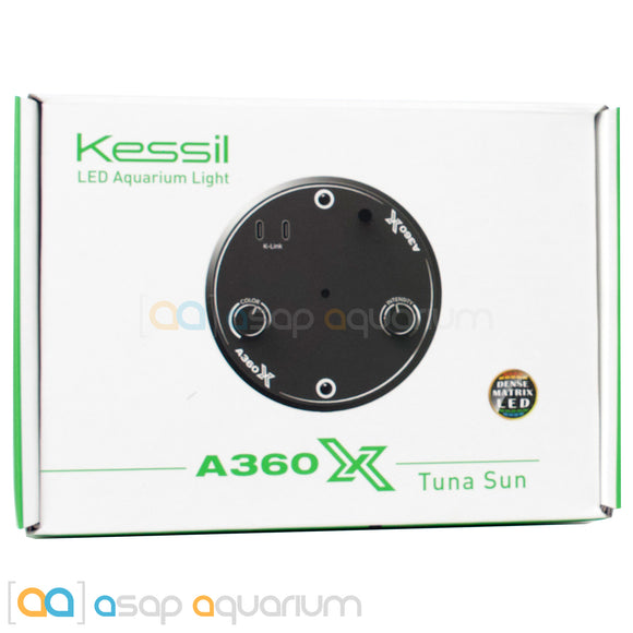 Kessil A360X Tuna Sun Freshwater Aquarium LED Light - ASAP Aquarium