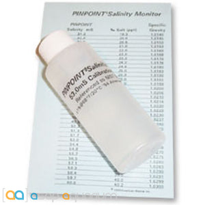 American Marine Pinpoint Salinity Calibration Fluid - ASAP Aquarium