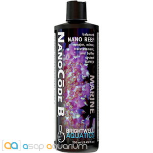 Brightwell Aquatics NanoCode B 250 ml - ASAP Aquarium