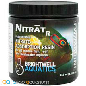 Brightwell Aquatics NitratR Nitrate Adsorption Resin 250 ml - ASAP Aquarium