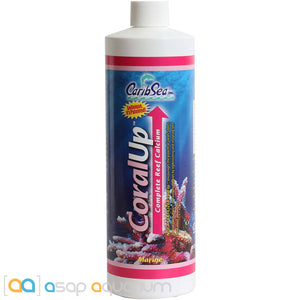 CaribSea Coral Up 16 oz Calcium Coral Growth Supplement - ASAP Aquarium