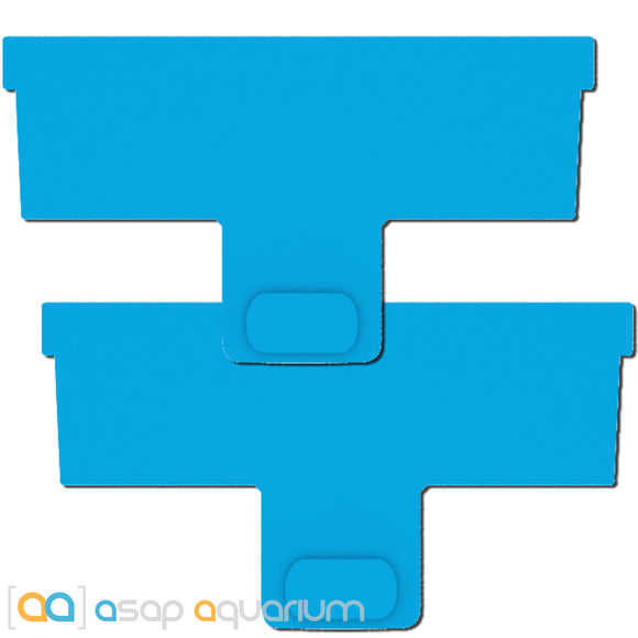 Continuum AquaBlade•P Acrylic Safe Replacement Blade 2 pack - ASAP Aquarium