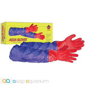 Coralife Aqua Gloves - ASAP Aquarium