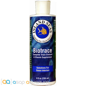 Inland Seas Biotrace 8 oz - ASAP Aquarium