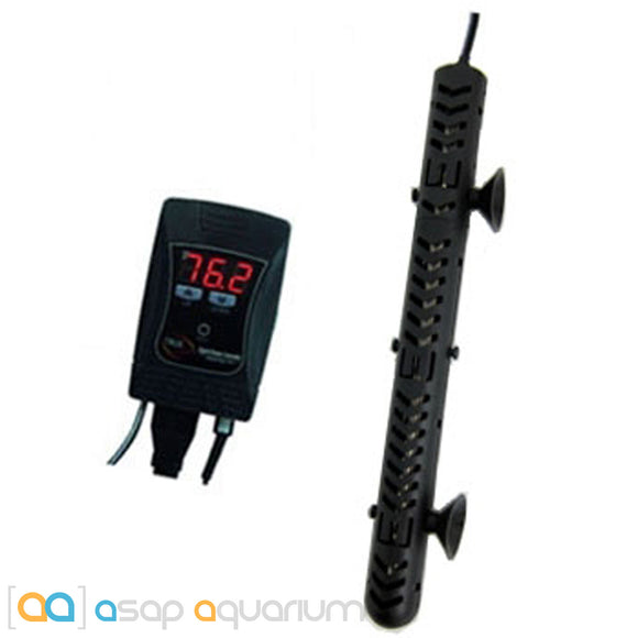 JBJ 500W True Temp Titanium Heating System - ASAP Aquarium