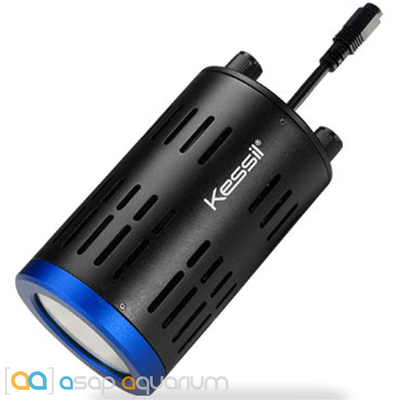 Kessil A160WE Tuna Blue LED Light Fixture CONTROLLER READY 40 watt Aquarium LED Light - ASAP Aquarium