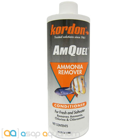 Kordon AmQuel 8 oz - ASAP Aquarium