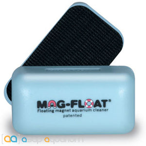 Mag Float SMALL Mag-Float-35A Small Magnetic Floating Acrylic Aquarium Cleaner - ASAP Aquarium  - 1
