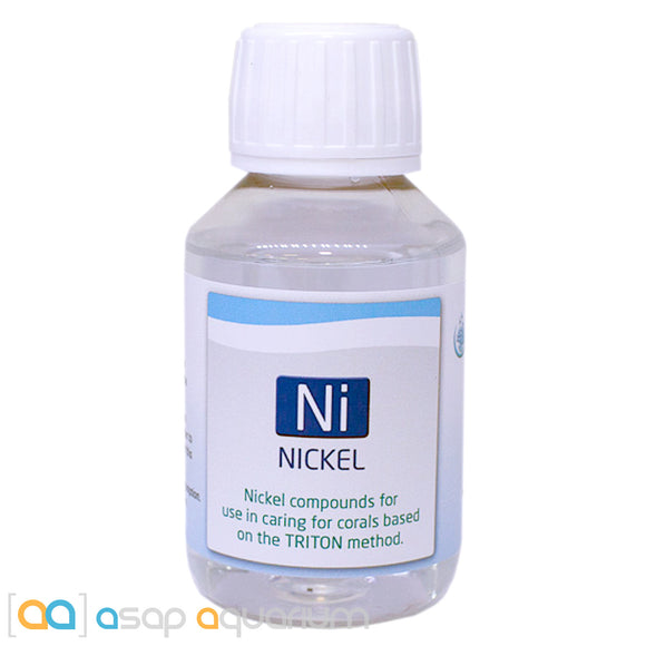 Triton Nickel, 100 ml - ASAP Aquarium