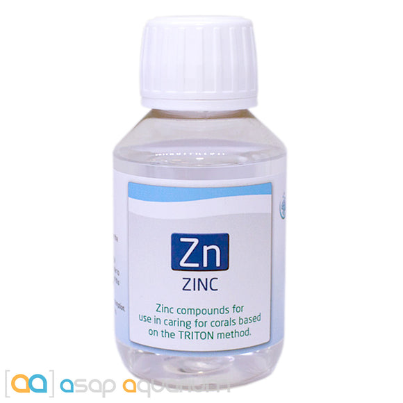 Triton Zinc, 100 ml - ASAP Aquarium