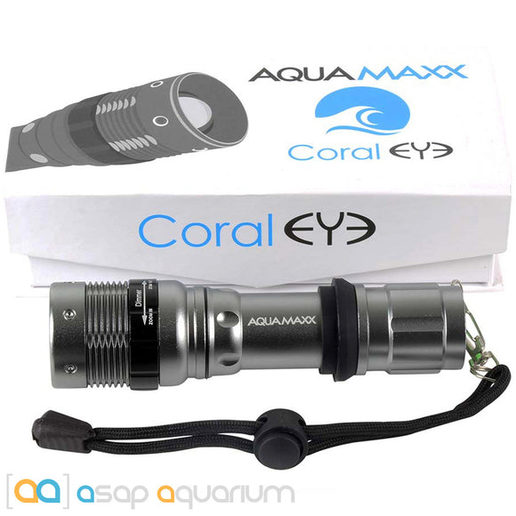 Aqua Maxx Coral-Eye 5W CREE Blue LED Coral Flashlight - ASAP Aquarium