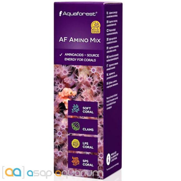 Aquaforest AF Amino Mix (Coral A) - 50ml Amino Acids for Coral - ASAP Aquarium