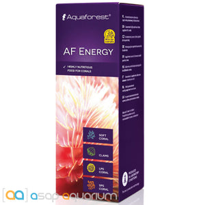 Aquaforest AF Energy (Coral E) - 50ml Coral Food - ASAP Aquarium