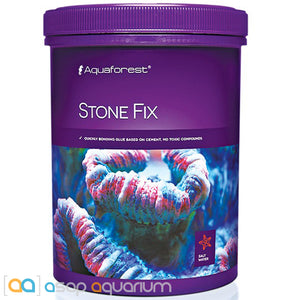 Aquaforest Stone Fix - 1500g Non-Toxic Aquascaping Cement - ASAP Aquarium