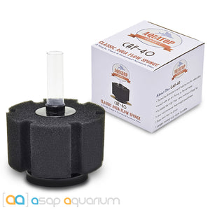 AquaTop CAF-40 Internal Sponge Filter 40 Gal - ASAP Aquarium
