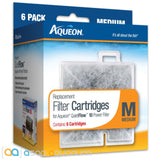 Aqueon QuietFlow Replacement Filter Cartridges Medium 6pk - ASAP Aquarium