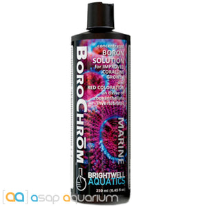 Brightwell Aquatics BoroChrom 250 ml - ASAP Aquarium