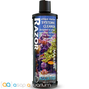 Brightwell Aquatics Razor Marine 500 ml - ASAP Aquarium